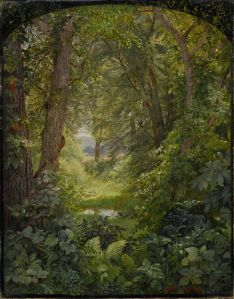 Woodland_Landscape-William_Trost_Richards-1860