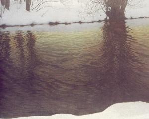 Gustav_Fjaestad-TardeDeInviernoJuntoAUnRio1907